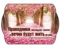 Магнит 7х10 Праведники наследуют землю, арт.304216