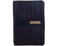 Библия синодальный перевод Формат 045DR, синяя , арт.1301