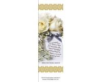 Закладка простая Как драгоценна милость Твоя!, арт.5164014